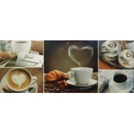 Декор Home 2 Coffee Heart 20x50 (1шт)