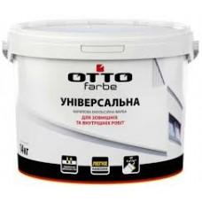Фарба Снежка Отто універсальна 14кг (10л.)