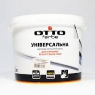Фарба Снежка Отто універсальна 4,2кг (3л.)