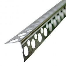 Вугол перфарований алюмінієвий 3м