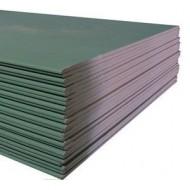 Гипсокартон потолочн. влагостойкий 9,5 мм 1200мм*2500мм (3м2) Knauf