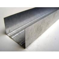 Профіль метал. для гіпсокартону Укр UW 50 3м (0,4)