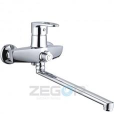 Змішувач для ванни ZEGOR Z63-NKE-A180