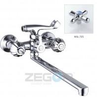 Змішувач для ванни ZEGOR T63-DML-A725