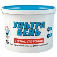Фарба акрилова «Снєжка Ультра Бель» 10 л