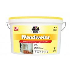 """Фарба DUFA """"Wandweiss D1"""" (1л.)"""