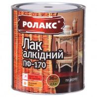 Ролакс лак алкидный ПФ-170 2,5 л
