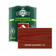 Лакобейц Vidaron L15 (0.75 л) благородне червоне дерево