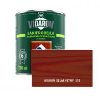 Лакобейц Vidaron L15 (0.75 л) благородное красное дерево