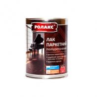 Ролакс лак паркетний 0,8 л поліуретановий