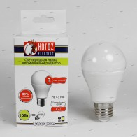 LED лампа Horoz 10W 220V E27 4200К (HL 4310L)
