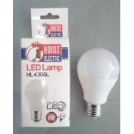 LED лампа Horoz 6W  220V E27 4200К (HL 4306L)