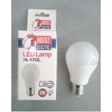 LED лампа Horoz 12W 220V E27 4200К (HL 4312L)
