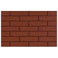 Плитка фасадна рустикальна Rot  24,5х6,5 (кв.м)