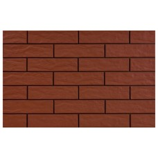 Плитка фасадная рустикальна  Rot  24,5х6,5 (кв.м)