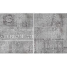 Панно Amsterdam Impression 20х50 ( 6шт/комплект)