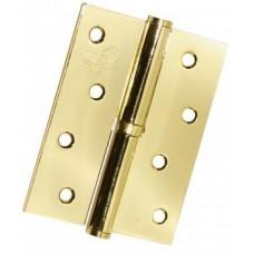 """Дверні петлі роз'ємні сталеві USK 4""""х3""""х2.5-1ліві (PB)"""