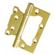 """Дверні петлі універсальні накладні USK 4""""х3""""х2.5-2BB (38 мм) (PB)"""