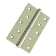 """Дверні петлі роз'ємні сталеві USK 5""""х3""""х2.5-1BB ліві (BN)"""