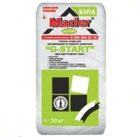 Стартова гіпсова шпаклівка Мастер G-START 30 кг
