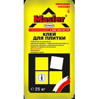 Клей для плитки Мастер -Нормал (25 кг)