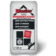 Цементно-піщана суміш Мастер-Класік (25 кг)