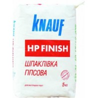 Knauf HP Finish Шпаклівка фінішна, 5 кг