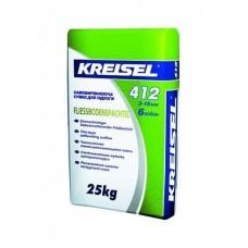 Самовирівнювальна суміш KRAISEL 412 (25кг)