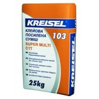 Клей для плитки SUPER MULTI KREISEL 103 (25 кг)