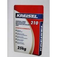 Клей для пинопласту KREISEL 210 (25 кг)