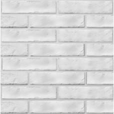 Плитка облицювальна. The Strand білий 25х6 (080020) ( кв.м)