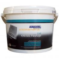 Затирка для швів плитки Kreisel F 140 темно-сірий (2 кг)