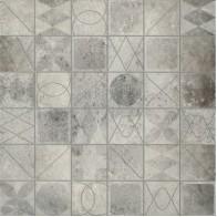 Плитка пол Bristol Сіри мозаїка 42х42 (кв.м)