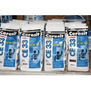 Затирка для швів Ceresit CE 33