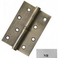 """Дверні петлі роз'ємні сталеві USK 4""""х3""""х2.5-1ліві (NB)"""