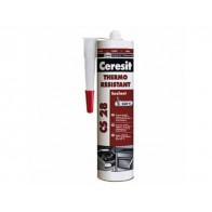 """Герметик """"Ceresit"""" CS28 термостійкий 300мл."""