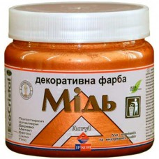 Краска акриловая ИРКОМ Медь (0,1 л.)