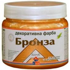 Краска акриловая ИРКОМ бронза (0,4 л.)