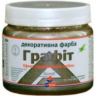 Фарба акрилова ІРКОМ графіт (0,1 л.)
