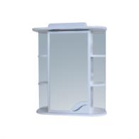 Дзеркало 0360 з шафкою 60 см біле