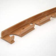Основа профильная для Cezar Flex Line 0-12 мм.(1,5 м.)