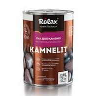 """Лак Ролакс """"Камнелит"""" гл. 0,8л"""
