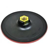 Диск з липучкою для дрилі та УШМ, 125 мм, М14
