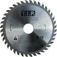 Диск для циркулярної пилки T.I.P. 125 40T, 22,2