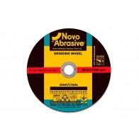 Диск зачисний по металу Novo Abrasive 125*22*6 мм