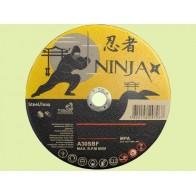 Диск шліфувальний по металу Ninja 15*22 мм t=6 мм