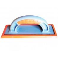 Терка для затирания плитки резиновая 245*97 мм 13V370