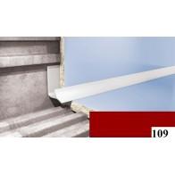 Вугли для плитки Cezar №109 (9 мм, 2,5 м., бургунді, внутрішній)