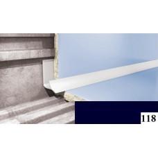 Вугли для плитки Cezar №118 (9 мм, 2,5 м., темно-синій, внутрішній)