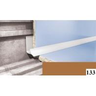 Вугли для плитки Cezar №133 (9 мм, 2,5 м., світло-коричневий, внутрішній)